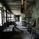 Remains of Pripyat by George Kashouh