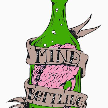 Mind Bottling by hammeltin