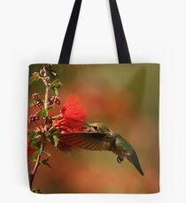 Humming Bird. Tote Bag