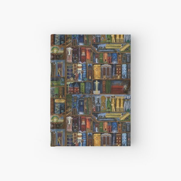 Books of the Bible Hardcover Journal