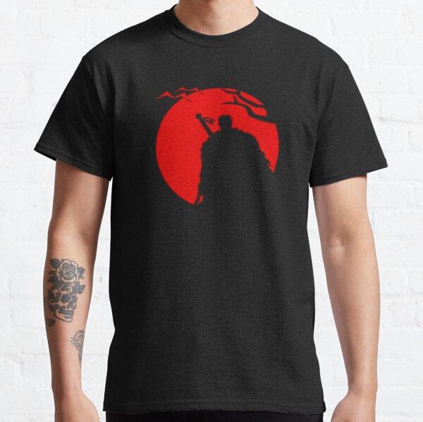 Lone Struggler - Red Classic T-Shirt