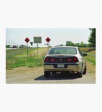 Route 66 - Illinois Photographic Print