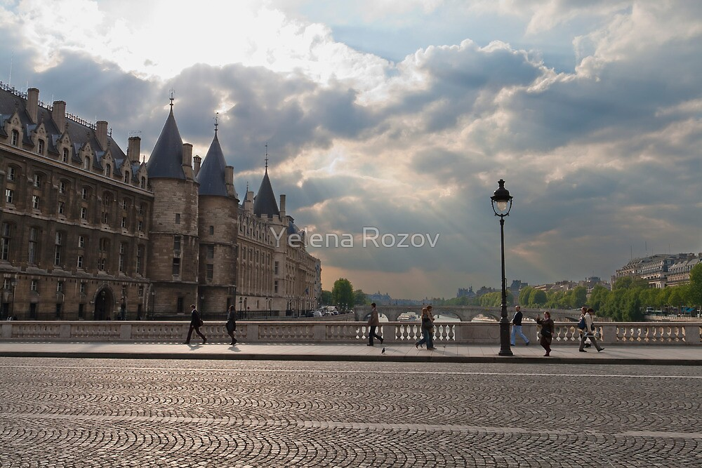 Paris, France by Yelena Rozov