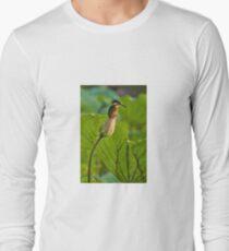 Kingfisher & Lotus T-Shirt