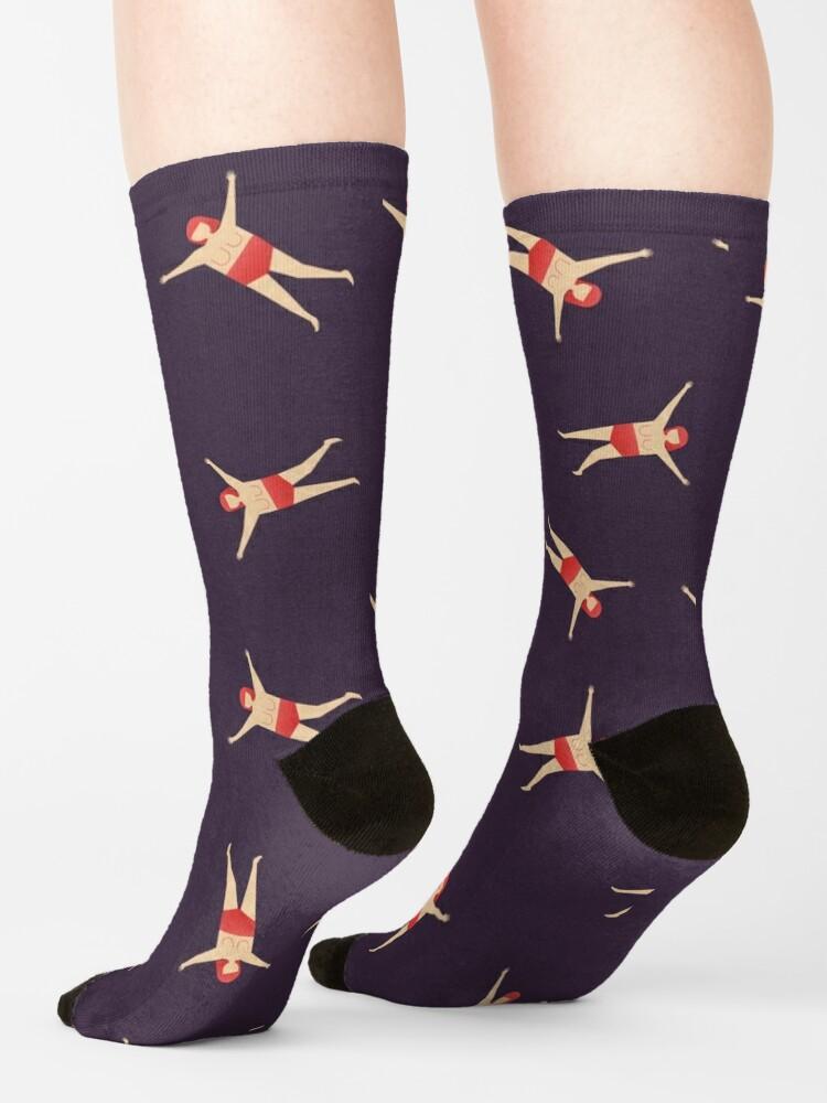 Alternate view of Happy Girl Socks