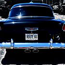 Time Traveler - Custom '55 Chevy by TWindDancer