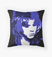 R.R. Throw Pillow