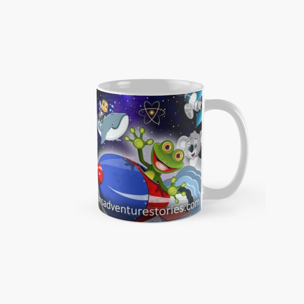 Simon's Adventure Stories Mug Classic Mug