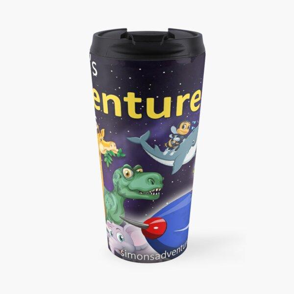 Simon's Adventure Stories Travel Mug Travel Mug
