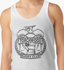 Torchwood Rugby Club Tank Top