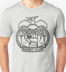 Torchwood Rugby Club T-Shirt