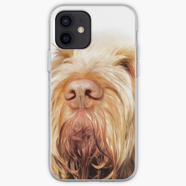 Waiting for you Spinone iPhone Soft Case