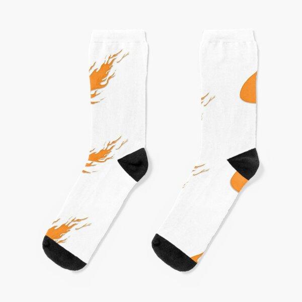 I Cast Fireball! Socks