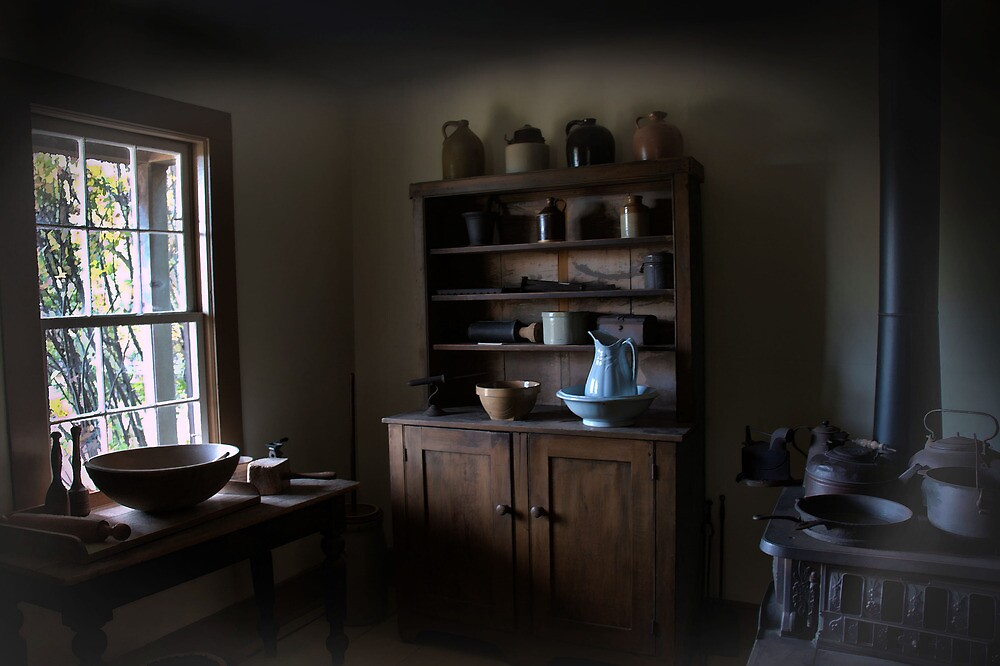 The Summer Kitchen by jules572