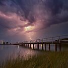 Leschenault Lightshow by Chris Paddick