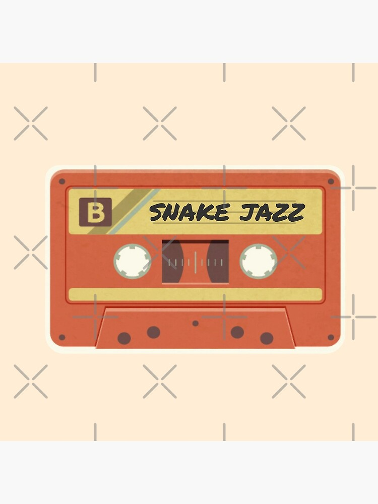 snake jazz: jams for galactic roadtrips  by nugget4000