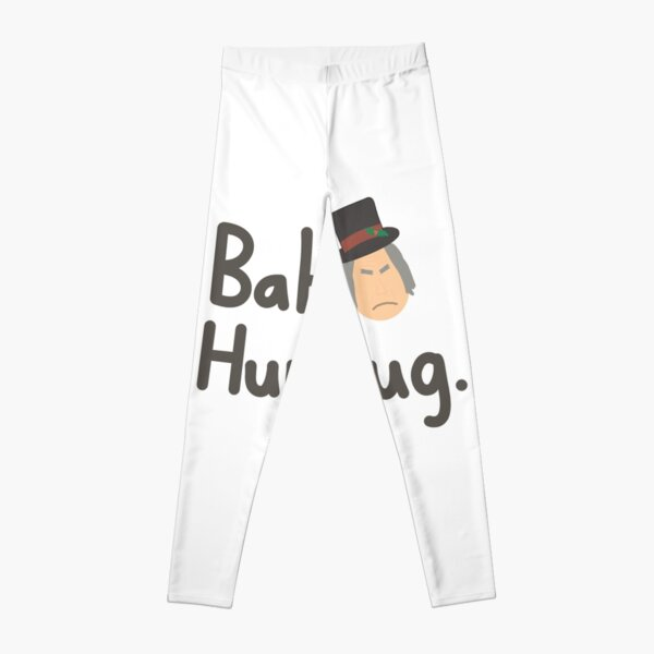 Ship Free Tween Christmas Bahumbug Grouch Leggings