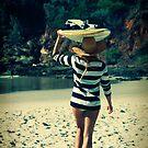 Surfer #2 by Lauren Tober