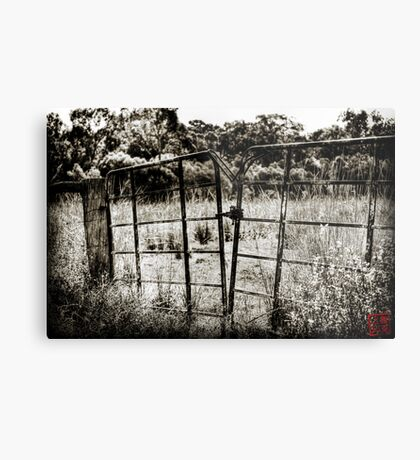 Out of Bounds Metal Print