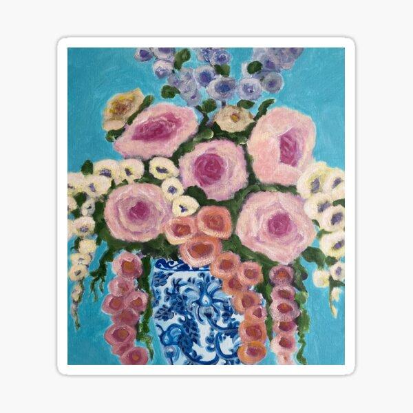 Flower Overflow Sticker