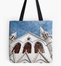Santhome Bascillica Tote Bag