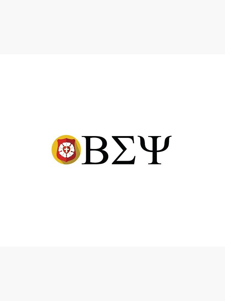Beta Sigma Psi - badge by betasigmapsi