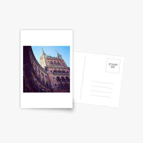 St. Pancras Grand Hotel Postcard