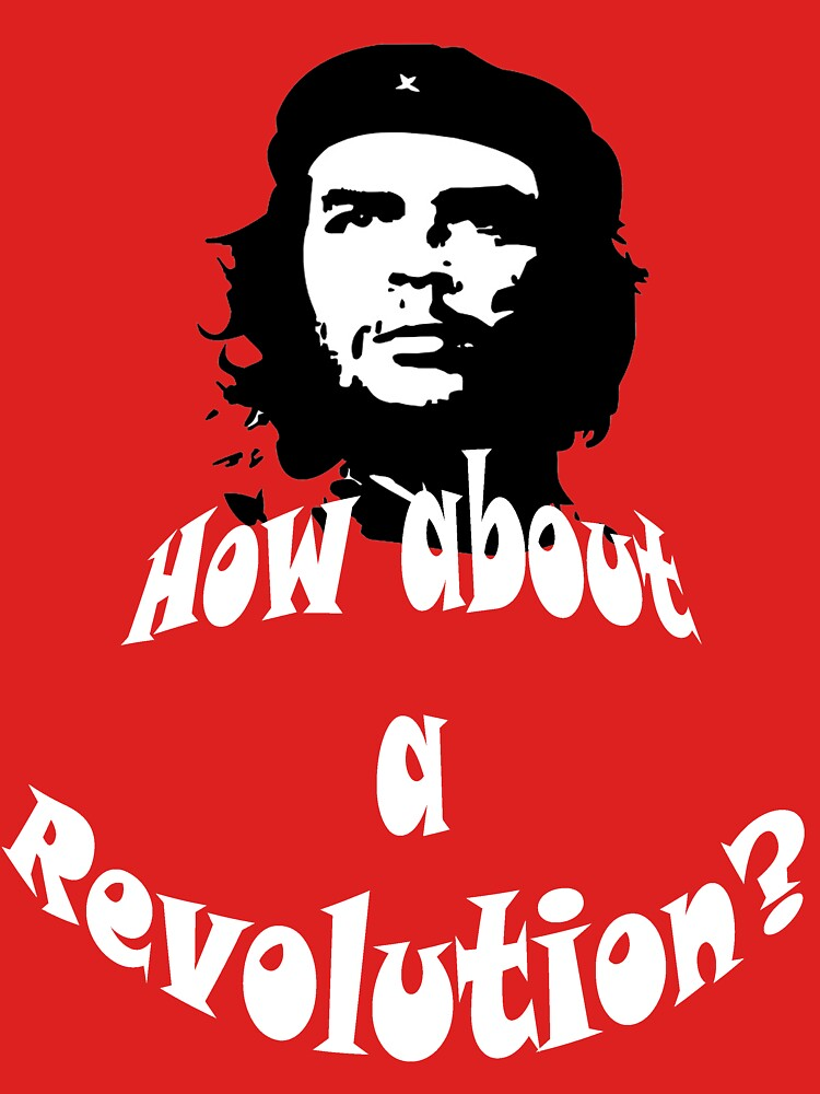 Che Guevara by meldevere