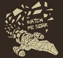 Watch Me Soar -Firefly T-Shirt
