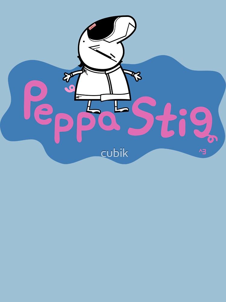 Peppa Stig by cubik