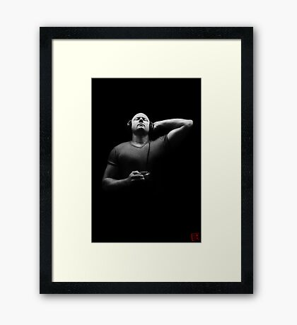 Sounds of Photography Framed Print