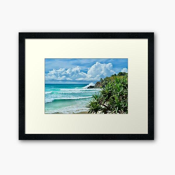 Cabarita Beach 1 Framed Art Print