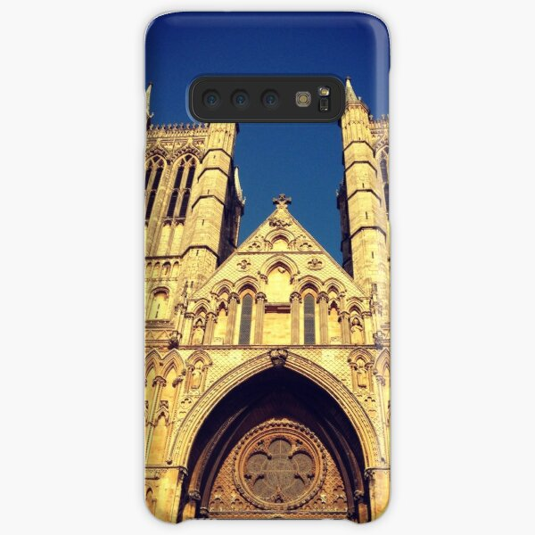 Lincoln Cathedral in Sunlight Samsung Galaxy Snap Case