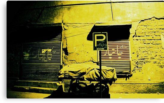 Parking by Maliha Rao