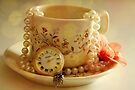 Tea and Pearls by Olivia Plasencia
