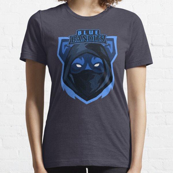 Raid.Land Blue Bandits Essential T-Shirt
