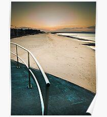 Portobello Beach Joppa Poster