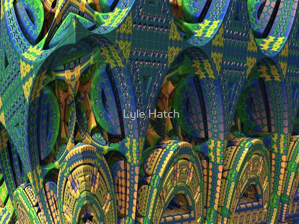 Artful Arches by Lyle Hatch