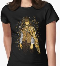 Klimt Eastwood Women's Fitted T-Shirt