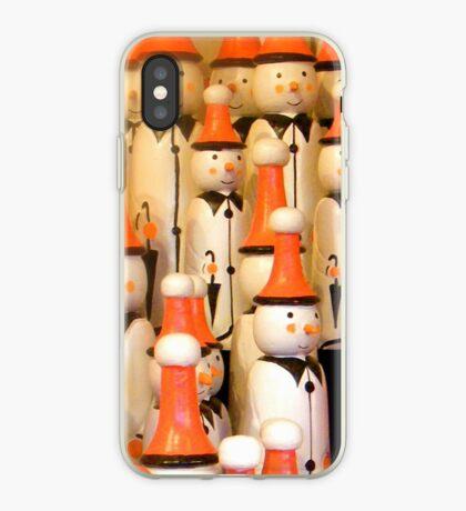 Snowmen iPhone Case iPhone Case