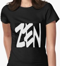 ZENmeUP Womens Fitted T-Shirt