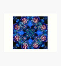 kaleidoscope Art Print