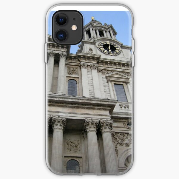 St. Paul's Cathedral 1 iPhone Soft Case