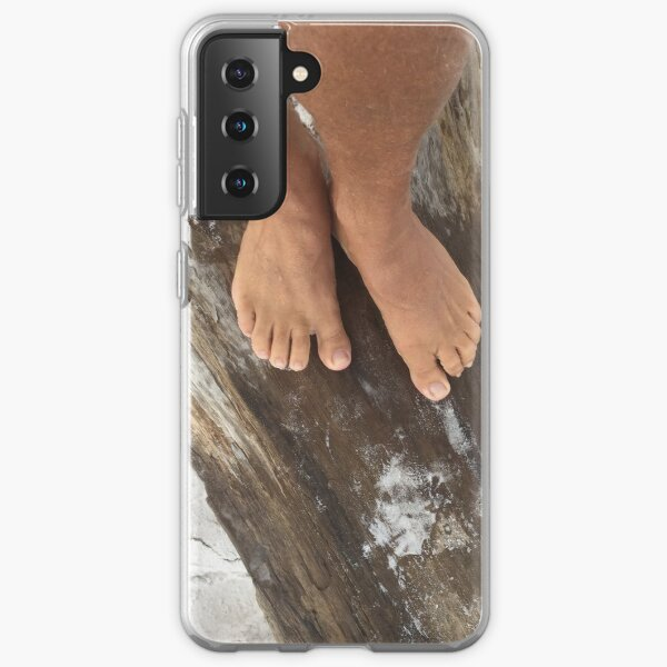 Driftwood Afoot  Samsung Galaxy Soft Case
