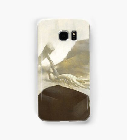 Temple of the Worm Samsung Galaxy Case/Skin