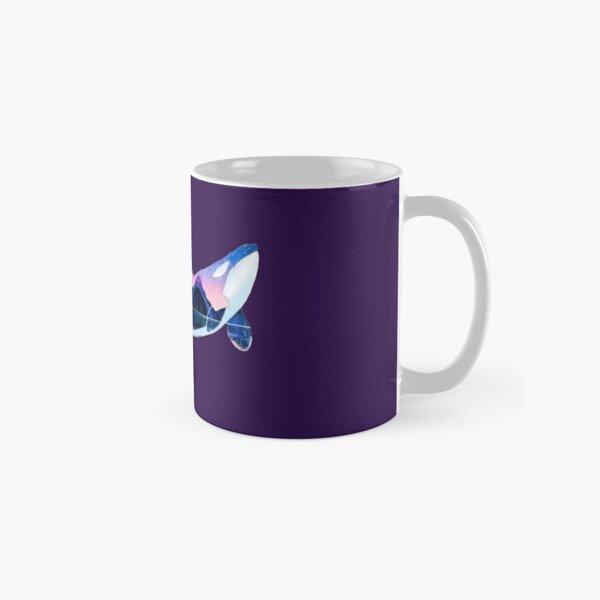 Unna the Killer Whale Silhouette Classic Mug