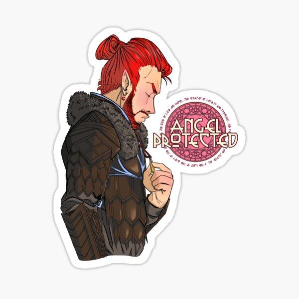 Protector Elgor Sticker