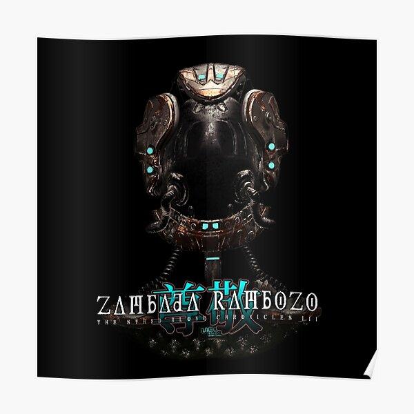 Cover Artwork - The Stand Alone Chronicles III by ZAMBADA RAMBOZO Poster