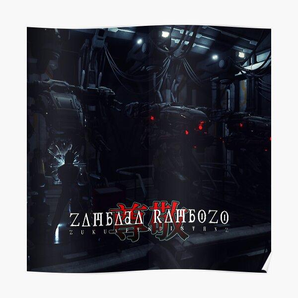 Cover Artwork - Zukunftsdistanz (Single) by ZAMBADA RAMBOZO Poster