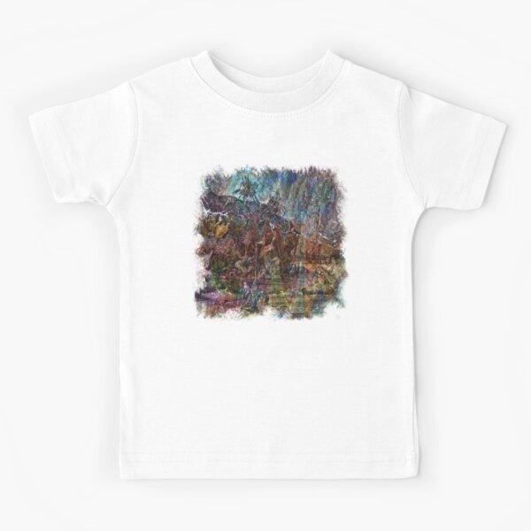 The Atlas Of Dreams - Color Plate 155 Kids T-Shirt
